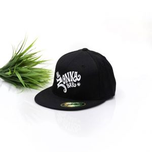 Zonka bar hat in black