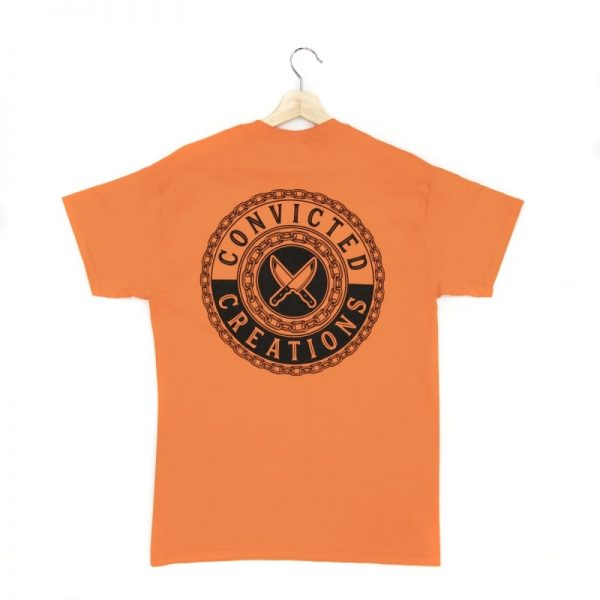 Convicted Creations T-Shirt!