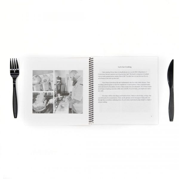 Convicted Creations Cookbook!