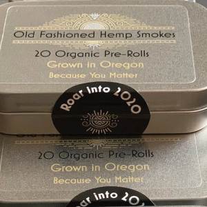 Old Fashioned Hemp Smokes (20 Count)