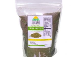 raw hemp cooking protein
