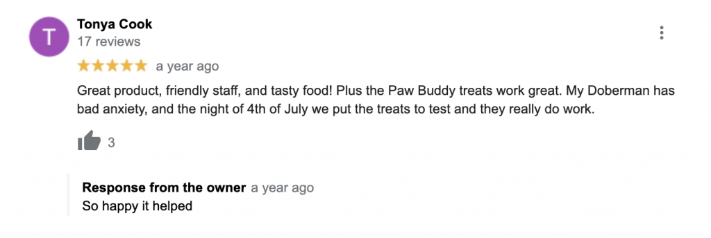 Paw Puddy Review 7