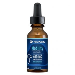 Mobility CBD oil for dogs