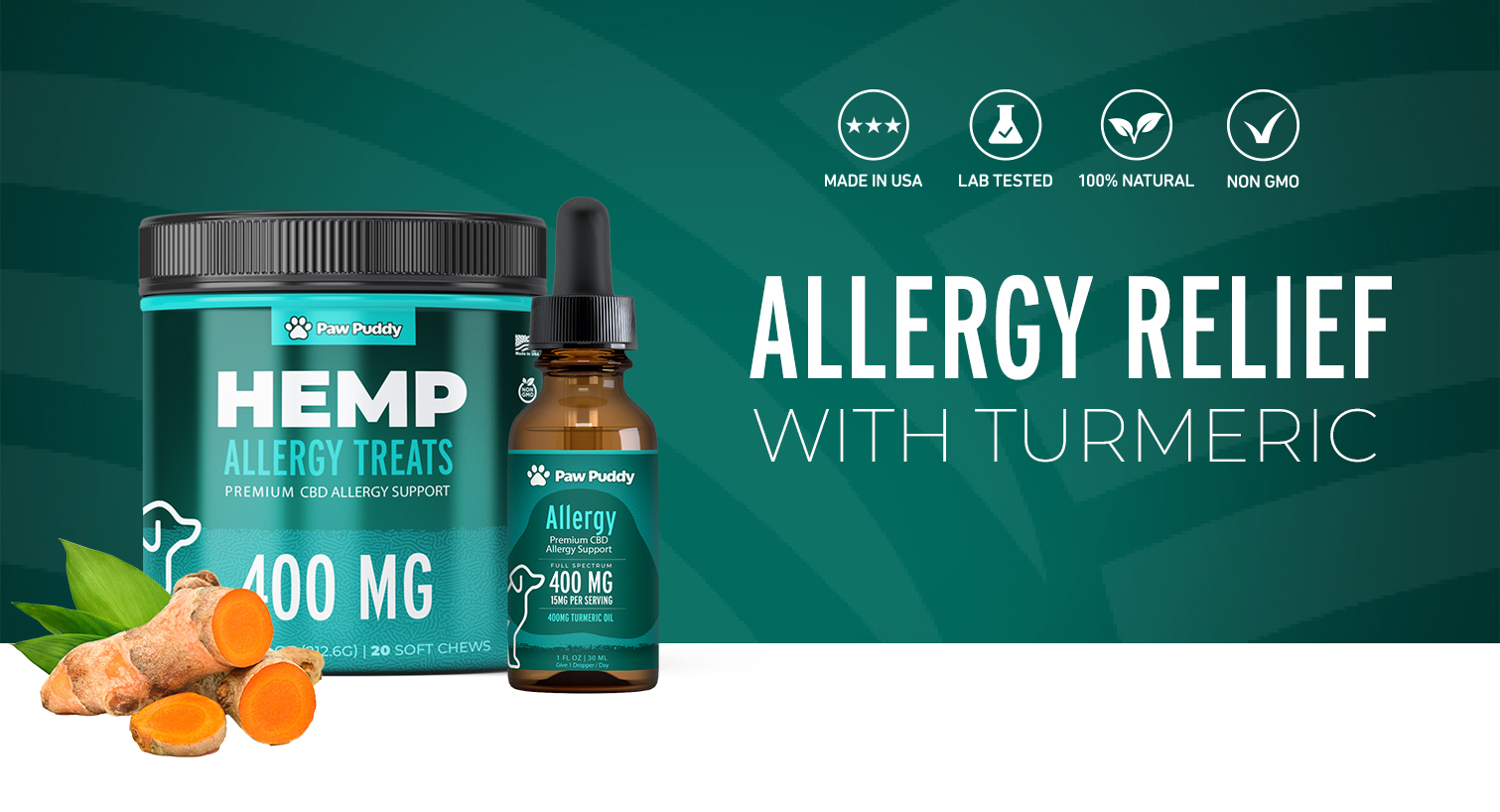 Allergy Relief for Dogs Bundle