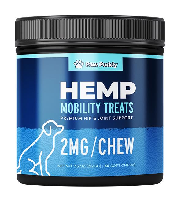 hemp hip and joint chews for dogs